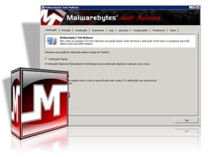Capa Malwarebytes Anti Malware v1.45 + Serial