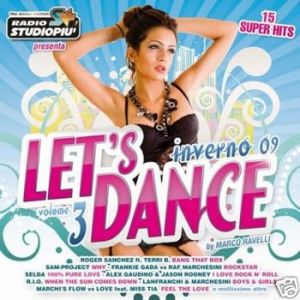 va V.A   Let's Dance Vol. 3   Inverno 09
